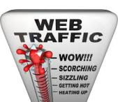 web-traffic-thermometer